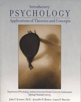 Introductory Psychology: Applications of Theories and Concepts (Paperback)