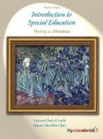 Introduction to Special Education: Making A Difference (Hardback)