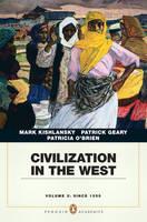 Civilization in the West: Penguin Academic Edition v. 2 (Paperback)