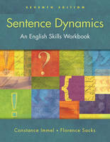 Sentence Dynamics (with MyWritingLab Student Access Code Card) (Paperback)