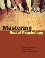 MyLab Psychology with Pearson eText -- Standalone Access Card -- for Mastering Social Psychology (Digital product license key)