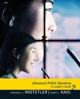 Advanced Public Speaking: A Leader's Guide (Paperback)