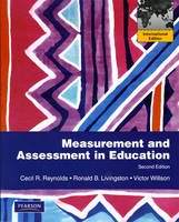 Measurement and Assessment in Education: International Edition (Paperback)