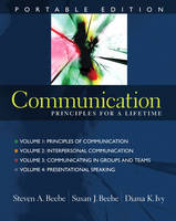Communication: Portable Edition, Four-volume Set AND MyCommunicationLab Access Code