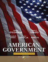 American Government: Roots and Reform, 2011 Texas Edition (Hardback)