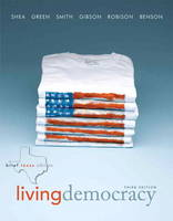 Living Democracy, Brief Texas Edition (Paperback)