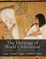 The Heritage of World Civilizations, Volume 1: Brief Edition (Paperback)