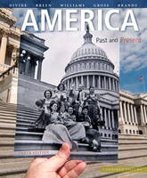 America: Past and Present, Combined Volume Plus New MyHistoryLab with Etext -- Access Card Package