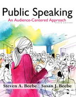Public Speaking: An Audience - Centered Approach (Paperback)