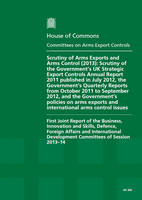 Scrutiny of arms export controls (2013)