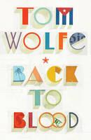 Back to Blood (Hardback)