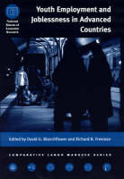 Youth Employment and Joblessness in Advanced Countries - (NBER) National Bureau of Economic Research Comparative Labor Markets(CHUP) (Hardback)