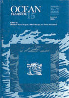 Ocean Yearbook: v. 15 - Ocean Yearbook (Hardback)