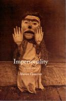 Impersonality: Seven Essays (Hardback)
