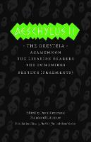 Aeschylus II: The Oresteia - Complete Greek Tragedies  (Chicago) (Hardback)