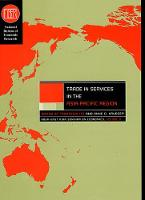 Trade in Services in the Asia-Pacific Region - (NBER) National Bureau of Economic Research East Asia Seminar on Economics (Hardback)