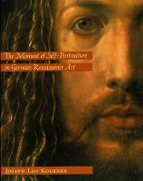 The Moment of Self-portraiture in German Renaissance Art (Paperback)