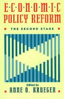 Economic Policy Reform: The Second Stage (Paperback)