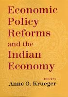 Economic Policy Reforms and the Indian Economy (Hardback)