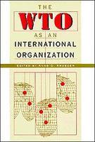 The WTO as an International Organization (Hardback)