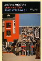 African American Urban History since World War II - Historical Studies of Urban America                   (CHUP) (Paperback)