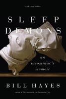 Sleep Demons: An Insomniac's Memoir (Paperback)