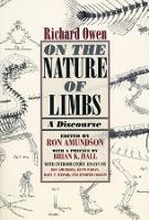 On the Nature of Limbs: A Discourse (Hardback)