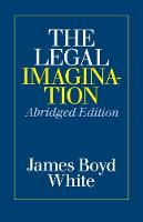 The Legal Imagination (Paperback)