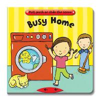 Busy Books: Busy Home (Board book)