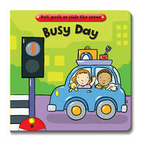Busy Books: Busy Day (Board book)