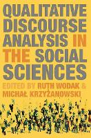 Qualitative Discourse Analysis in the Social Sciences (Paperback)