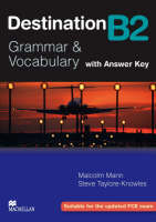 Destination B2 Intermediate Student Book +key (Paperback)