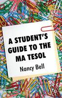 A Student's Guide to the MA TESOL (Paperback)