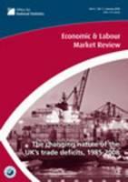 Economic and Labour Market Review: v. 4, No. 1 (Paperback)