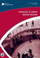Economic and Labour Market Review: v. 4, No. 9 (Paperback)