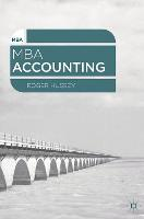 MBA Accounting - MBA Series (Paperback)