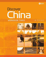 Discover China Level 3 Workbook & CD Pack