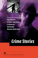 Crime Stories Advanced Graded Reader Macmillan Literature Collection (Board book)