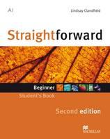 Straightforward 2nd Edition Beginner Student's Book (Paperback)