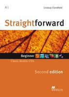 Straightforward 2nd Edition Beginner Class Audio CD (CD-Audio)