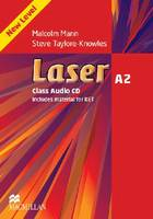 Laser 3rd edition A2 Class Audio CD x1 (CD-Audio)
