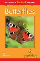**OP Macmillan Factual Readers - Butterflies (Paperback)