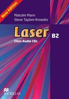 Laser 3rd edition B2 Class Audio CD x 4 (CD-Audio)