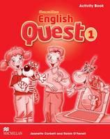 Macmillan English Quest Level 1 Activity Book (Paperback)