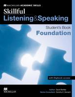 Skillful Foundation Level Listening & Speaking Student's Book & Digibook Pack