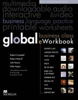 Global Pre-Intermediate Business e-Workbook Pack