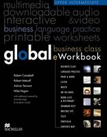 Global Upper Intermediate Business e-Workbook Pack