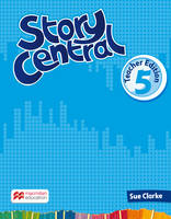Story Central Level 5 Teacher Edition Pack