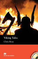 Macmillan Readers Viking Tales Elementary Level Reader & CD Pack
