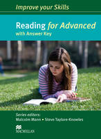 Improve Your Skills for Advanced (CAE) Reading Student's Book with Key (Board book)